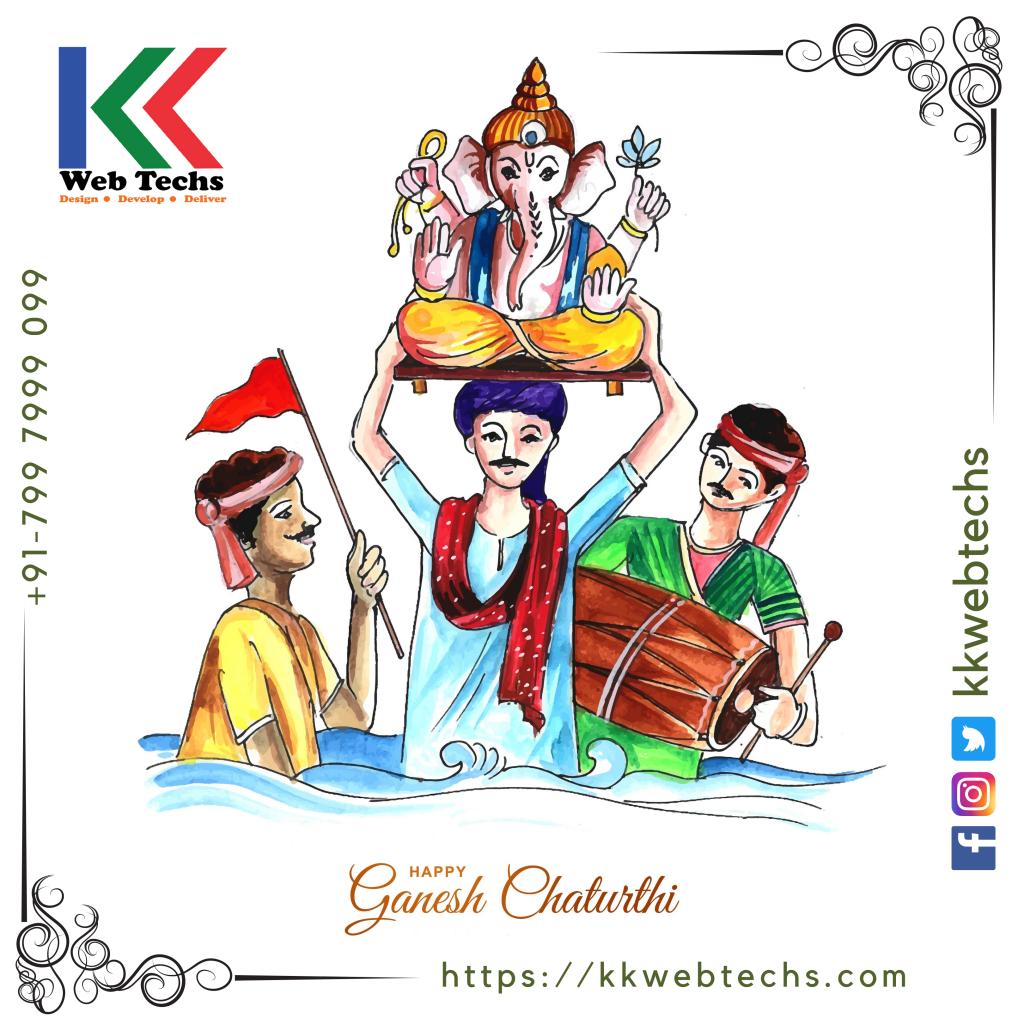 KK WebTechs SOcial Media post